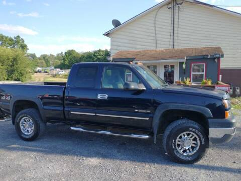 2005 Chevrolet Silverado 2500HD for sale at PENWAY AUTOMOTIVE in Chambersburg PA
