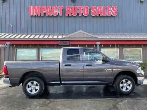 2014 RAM Ram Pickup 1500 for sale at Impact Auto Sales in Wenatchee WA