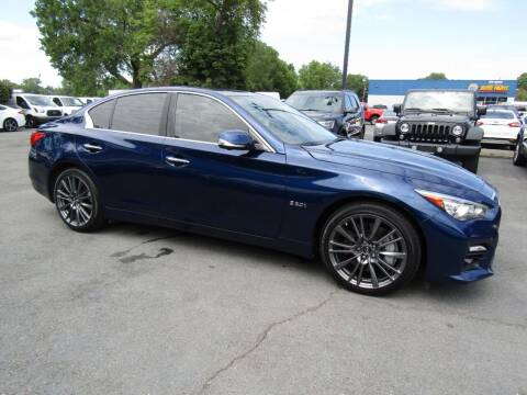 2016 Infiniti Q50 for sale at 2010 Auto Sales in Troy NY