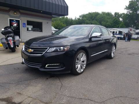 2014 Chevrolet Impala for sale at Motor City Automotive of Michigan in Flat Rock MI