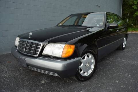 1992 Mercedes-Benz 500-Class for sale at Precision Imports in Springdale AR