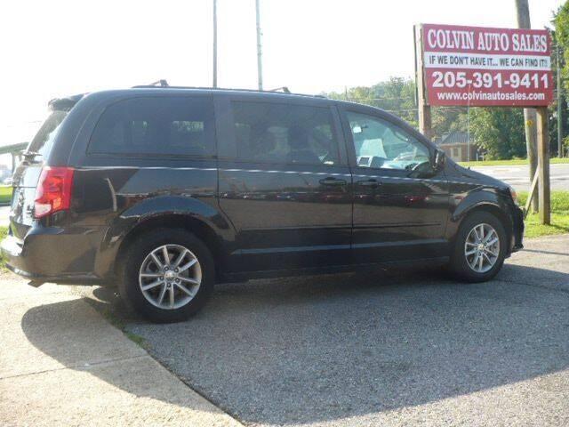 2015 Dodge Grand Caravan for sale at Colvin Auto Sales in Tuscaloosa AL