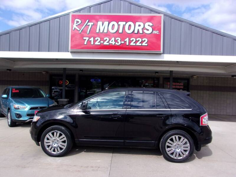 2010 Ford Edge for sale at RT Motors Inc in Atlantic IA