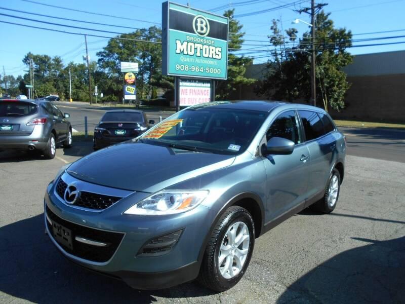 2012 Mazda CX-9 for sale at Brookside Motors in Union NJ
