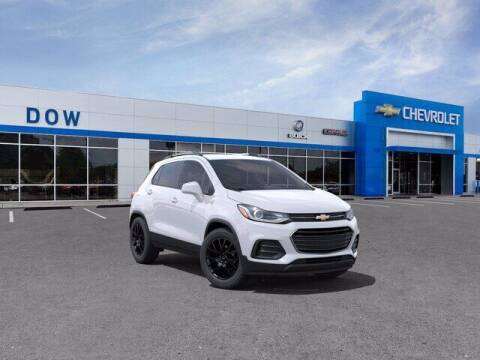 2021 Chevrolet Trax for sale at DOW AUTOPLEX in Mineola TX