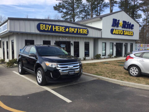 2013 Ford Edge for sale at Bi Rite Auto Sales in Seaford DE