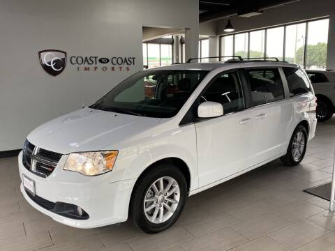 2019 Dodge Grand Caravan for sale at Coast to Coast Imports in Fishers IN