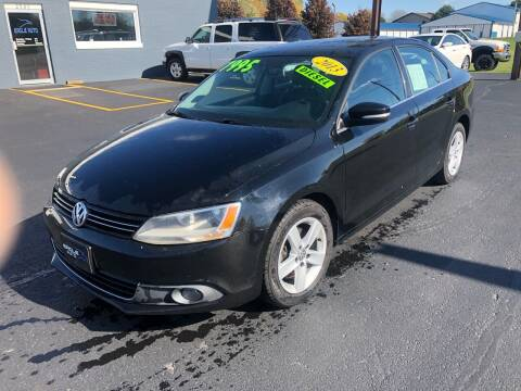 2013 Volkswagen Jetta for sale at Eagle Auto LLC in Green Bay WI