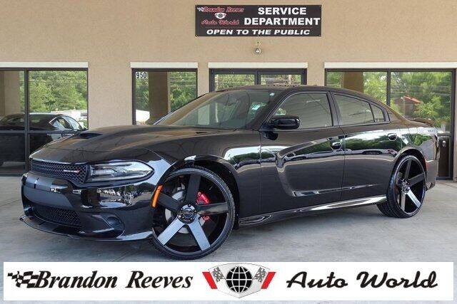 2019 Dodge Charger for sale at Brandon Reeves Auto World in Monroe NC
