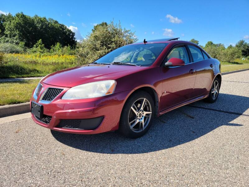 2009 Pontiac G6 for sale at A+ Family Auto in Marshall MI