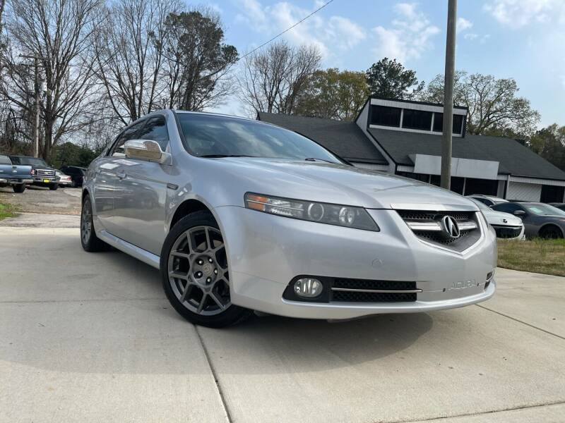 2007 Acura TL for sale at Alpha Car Land LLC in Snellville GA