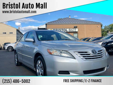 2008 Toyota Camry for sale at Bristol Auto Mall in Levittown PA