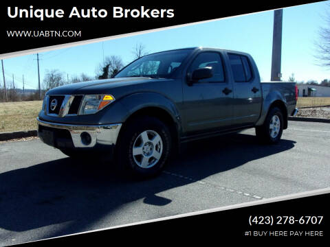 2007 Nissan Frontier for sale at Unique Auto Brokers in Kingsport TN