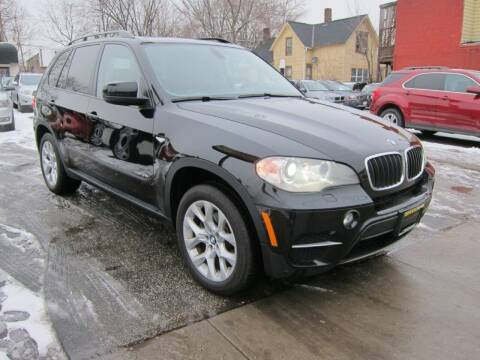 2012 BMW X5 for sale at DRIVE TREND in Cleveland OH