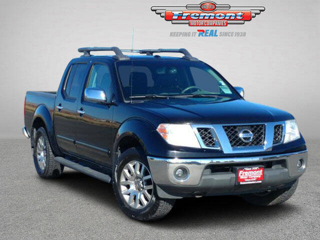 2011 Nissan Frontier for sale at Rocky Mountain Commercial Trucks in Casper WY