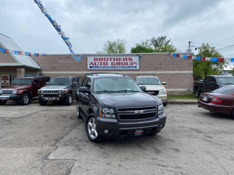 2010 Chevrolet Tahoe for sale at Brothers Auto Group in Youngstown OH