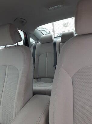 2017 Hyundai Sonata for sale at Potter Motors Conway in Conway AR