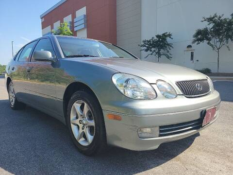 2004 Lexus GS 300 for sale at ELAN AUTOMOTIVE GROUP in Buford GA