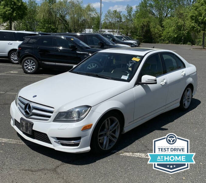 2013 Mercedes-Benz C-Class for sale at Eastclusive Motors LLC in Hasbrouck Heights NJ