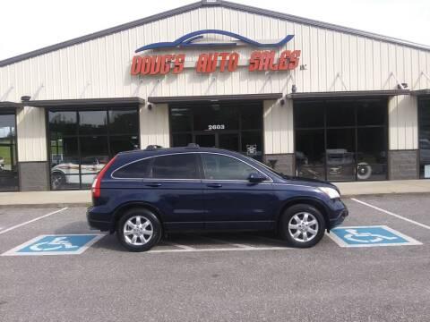 2008 Honda CR-V for sale at DOUG'S AUTO SALES INC in Pleasant View TN
