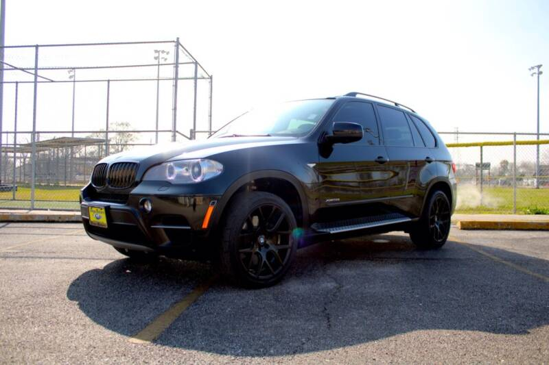 2013 BMW X5 for sale at MEGA MOTORS in South Houston TX