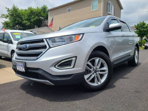 2015 Ford Edge for sale at Express Auto Mall in Totowa NJ