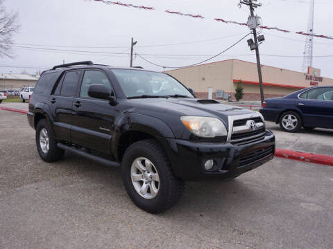 2008 Toyota 4Runner for sale at BLUE RIBBON MOTORS in Baton Rouge LA