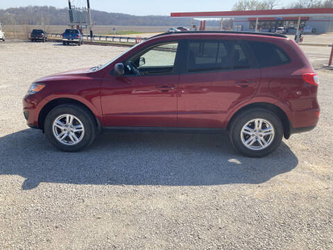 2012 Hyundai Santa Fe for sale at Rustys Auto Sales - Rusty's Auto Sales in Platte City MO