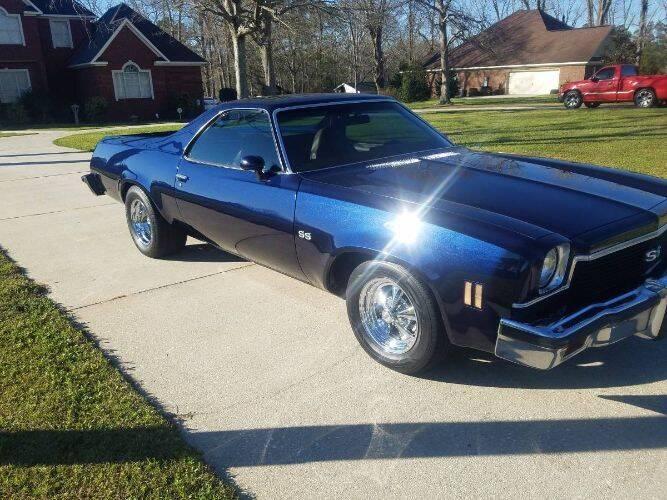 1973 Chevrolet El Camino for sale in Cadillac, MI