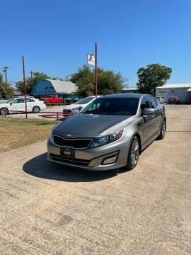 2014 Kia Optima for sale at Vamos-Motorplex in Lewisville TX