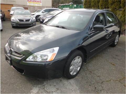 2003 Honda Accord for sale at Klean Carz in Seattle WA
