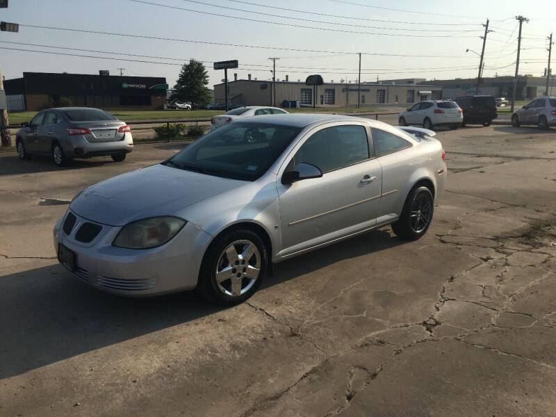 2008 Pontiac G5 for sale in Tulsa, OK