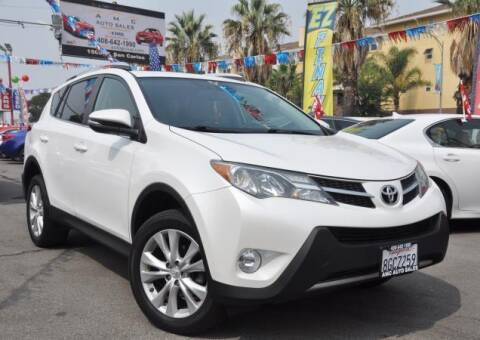 2013 Toyota RAV4 for sale at AMC Auto Sales, Inc in San Jose CA