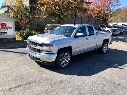 2019 Chevrolet Silverado 1500 LD for sale at Five Brothers Auto Sales in Roswell GA