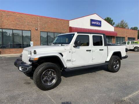 2020 Jeep Gladiator for sale at Impex Auto Sales in Greensboro NC