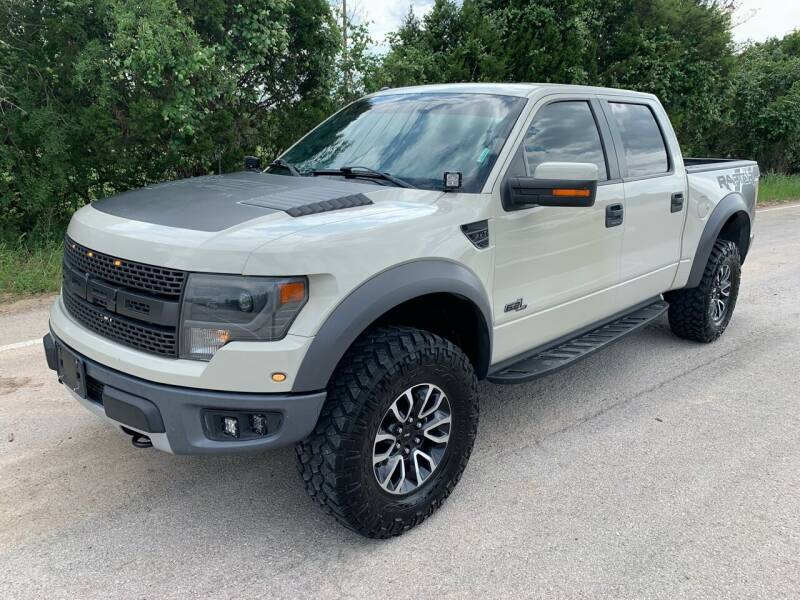 2014 Ford F-150 for sale at TROPHY MOTORS in New Braunfels TX