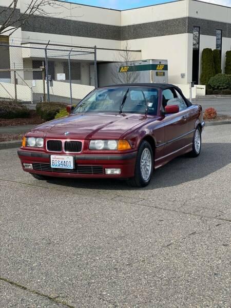 1996 BMW 3 Series for sale at Washington Auto Sales in Tacoma WA