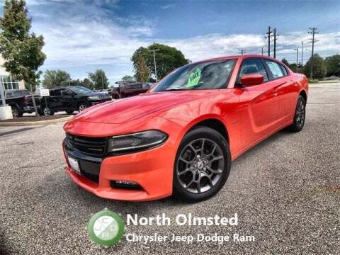 2018 Dodge Charger for sale at North Olmsted Chrysler Jeep Dodge Ram in North Olmsted OH