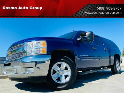 2013 Chevrolet Silverado 1500 for sale at Cosmo Auto Group in San Jose CA