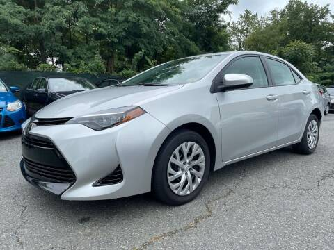 2019 Toyota Corolla for sale at Dream Auto Group in Dumfries VA