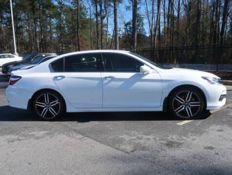 2017 Honda Accord for sale at Southern Auto Solutions - BMW of South Atlanta in Marietta GA