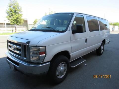 2011 Ford E-Series Wagon for sale at California Auto Enterprises in San Jose CA