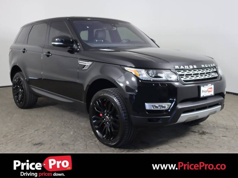 2016 Land Rover Range Rover Sport for sale in Maumee, OH