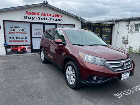 2014 Honda CR-V for sale at Speed Auto Sales in El Cajon CA