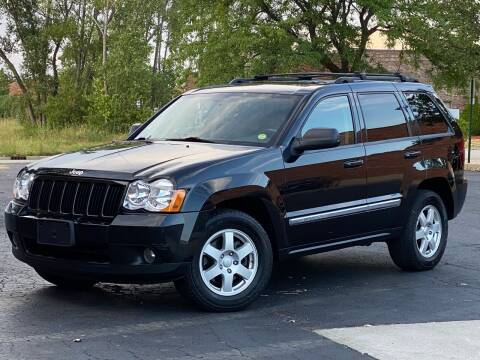 2010 Jeep Grand Cherokee for sale at Schaumburg Motor Cars in Schaumburg IL
