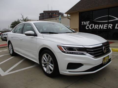 2020 Volkswagen Passat for sale at Cornerlot.net in Bryan TX