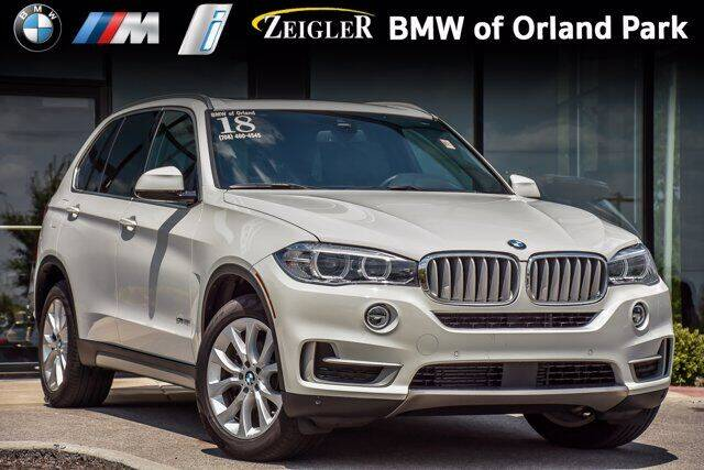 2018 BMW X5 for sale in Orland Park, IL