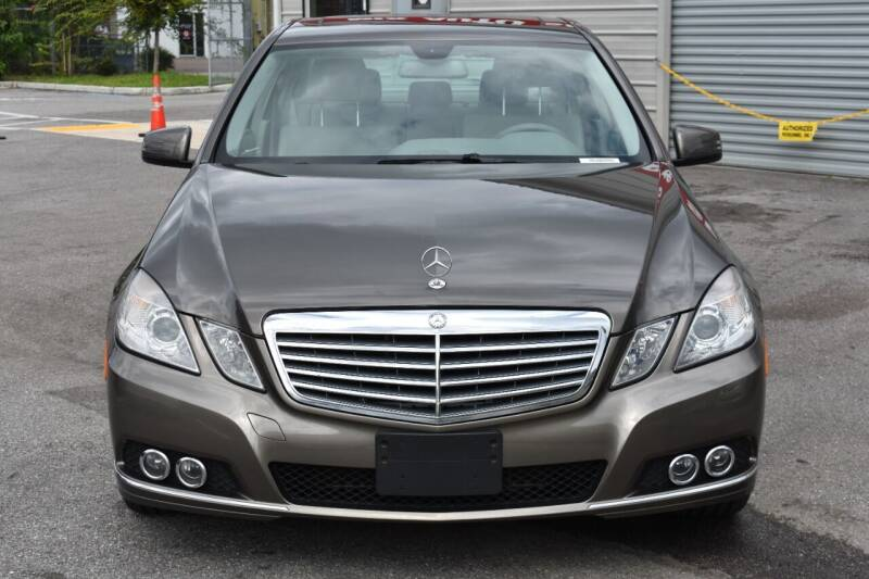 2010 Mercedes-Benz E-Class for sale at Mix Autos in Orlando FL