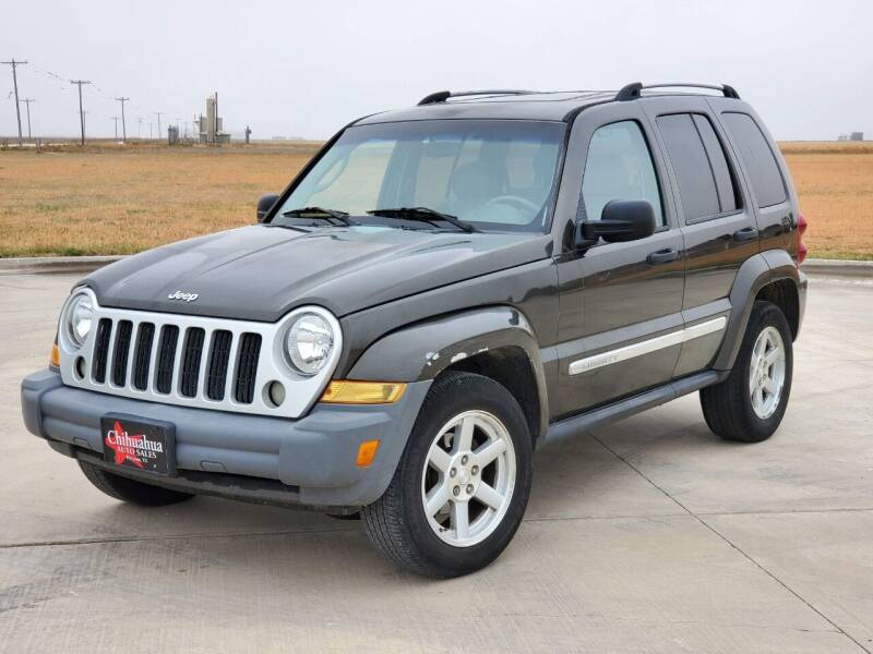 2006 Jeep Liberty for sale at Chihuahua Auto Sales in Perryton TX