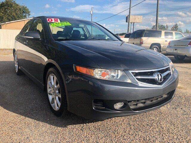 2008 Acura TSX for sale at Harry's Auto Sales, LLC in Goose Creek SC
